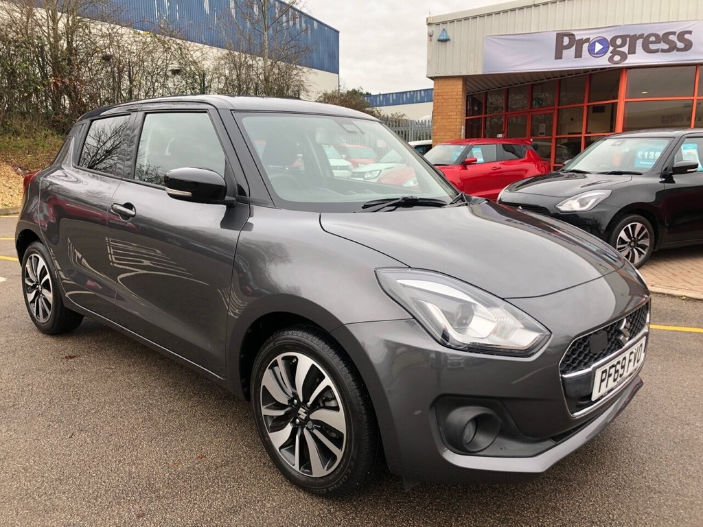 USED 2019 69 SUZUKI SWIFT 1.0 SZ5 BOOSTERJET 5d 110 BHP HIGH SPEC SZ5 - VERY LOW MILEAGE!