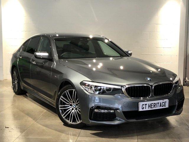 2017 17 BMW 5 SERIES 2.0 530I M SPORT 4d AUTO 248 BHP