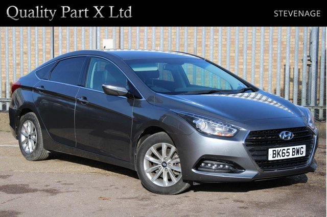 USED 2015 65 HYUNDAI I40 1.7 CRDi Blue Drive SE Nav Business (s/s) 4dr BLUETOOTH,XENON,CAMERA,SENSORS