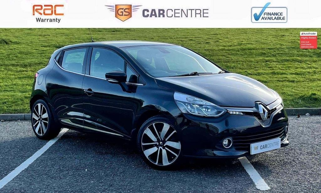 USED 2014 14 RENAULT CLIO 0.9 TCe Dynamique S MediaNav (s/s) 5dr Sat Nav | Bluetooth | Cruise