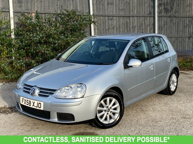 USED 2009 58 VOLKSWAGEN GOLF 1.4 MATCH TSI DS DSG 5d 121 BHP 2 OWNER AUTOMATIC LOW MILEAGE, AIR CON, FINANCE ME TODAY-UK DELIVERY POSSIBLE