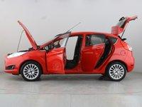USED 2014 14 FORD FIESTA 1.5 TITANIUM TDCI 5d 74 BHP BLUETOOTH | DAB | AIR CON