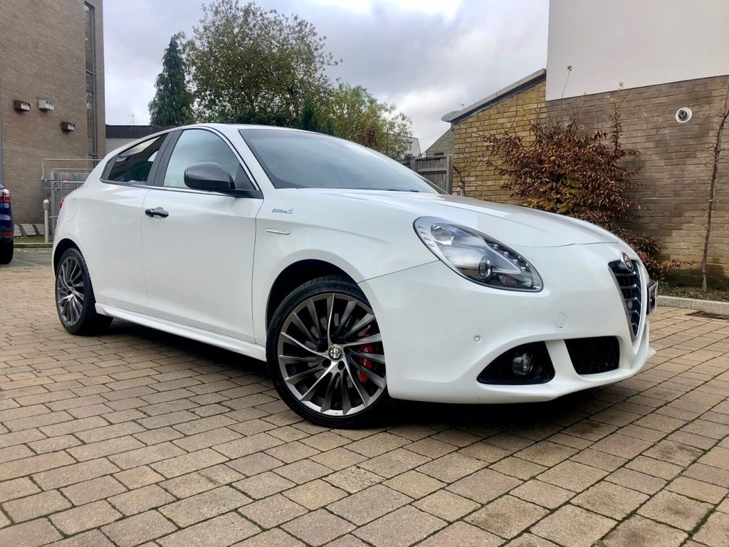 USED 2015 15 ALFA ROMEO GIULIETTA 1.4 TB MULTIAIR QV LINE 5d 170 BHP NEW CAMBELT & WATERPUMP