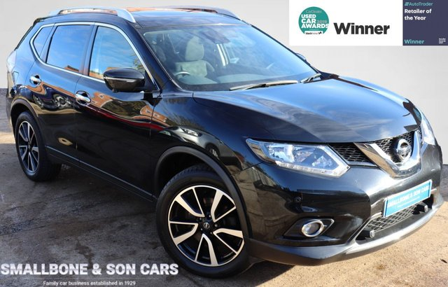 USED 2017 17 NISSAN X-TRAIL 1.6 N-VISION DCI 5d 130 BHP * BUY ONLINE * FREE NATIONWIDE DELIVERY *