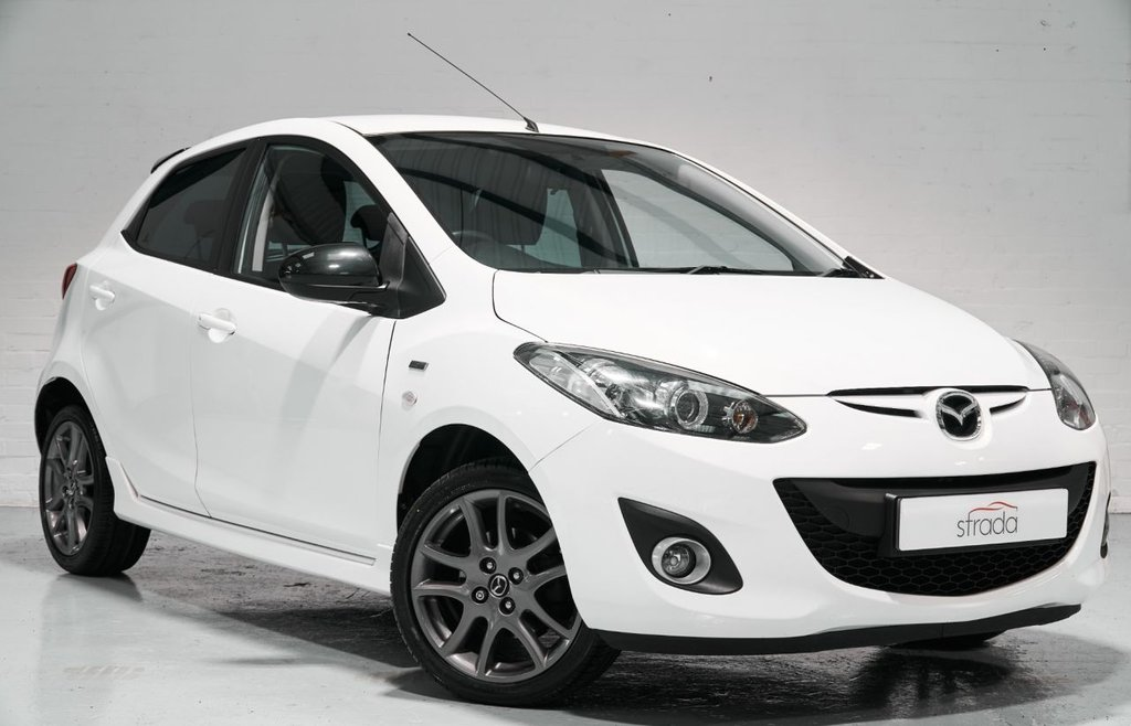 USED 2014 64 MAZDA 2 1.3 SPORT COLOUR EDITION 5d 83 BHP