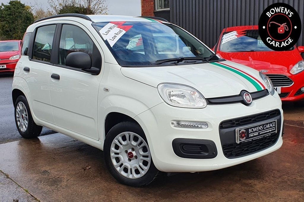 USED 2016 16 FIAT PANDA 1.2 EASY 5D 69 BHP Low Miles - 3 Services - £30 Tax - Raised Seating