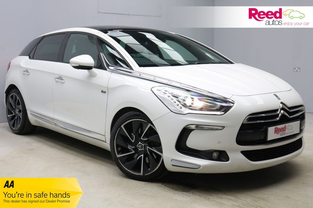 USED 2012 12 CITROEN DS5 2.0 HYBRID4 DSTYLE EGS 5d 161 BHP
