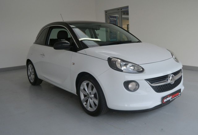 USED 2014 VAUXHALL ADAM 1.4 JAM 3DOOR 85 BHP