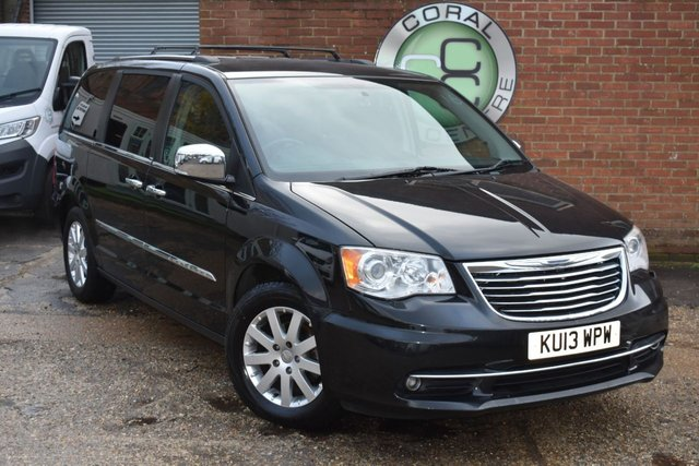 USED 2013 13 CHRYSLER GRAND VOYAGER 2.8 CRD LIMITED 5d AUTO 178 BHP WE OFFER FINANCE ON THIS CAR