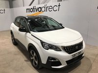 USED 2017 17 PEUGEOT 3008 1.6 BLUEHDI S/S ACTIVE 5d 120 BHP