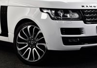 USED 2017 17 LAND ROVER RANGE ROVER 3.0 TD V6 Autobiography Auto 4WD (s/s) 5dr £99k New, 1 Owner, Immaculate