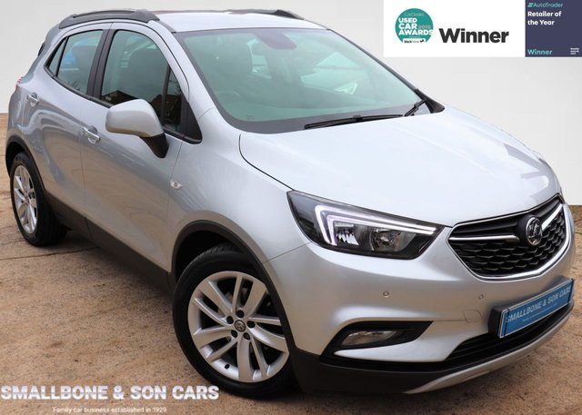 USED 2017 17 VAUXHALL MOKKA X 1.4 ACTIVE S/S 5d 138 BHP * BUY ONLINE * FREE NATIONWIDE DELIVERY *