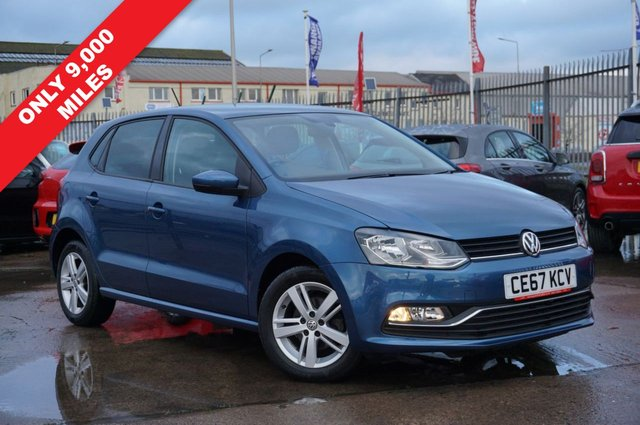 USED 2017 67 VOLKSWAGEN POLO 1.2 MATCH EDITION TSI 5d 89 BHP *1 OWNER, LOW MILES, GREAT EXAMPLE*