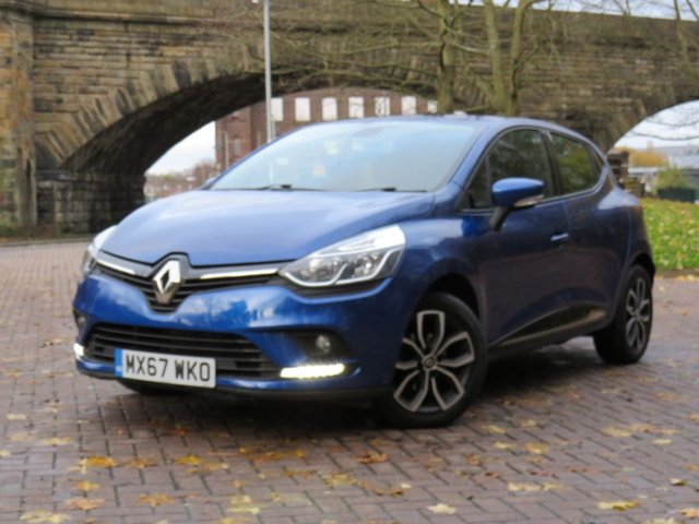 USED 2017 67 RENAULT CLIO 0.9 DYNAMIQUE NAV TCE ECO 5d 89 BHP