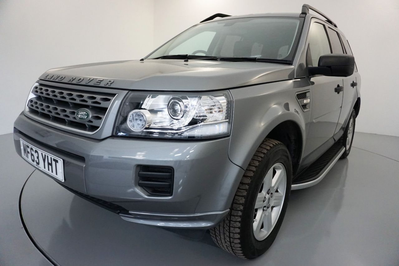 Used LAND ROVER FREELANDERfor sale