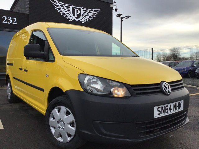 View our VOLKSWAGEN CADDY MAXI C20 TDI