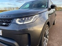 USED 2018 68 LAND ROVER DISCOVERY 3.0 SDV6 COMMERCIAL HSE 302 BHP