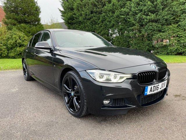 USED 2016 16 BMW 3 SERIES 3.0 335D XDRIVE M SPORT 4d 308 BHP