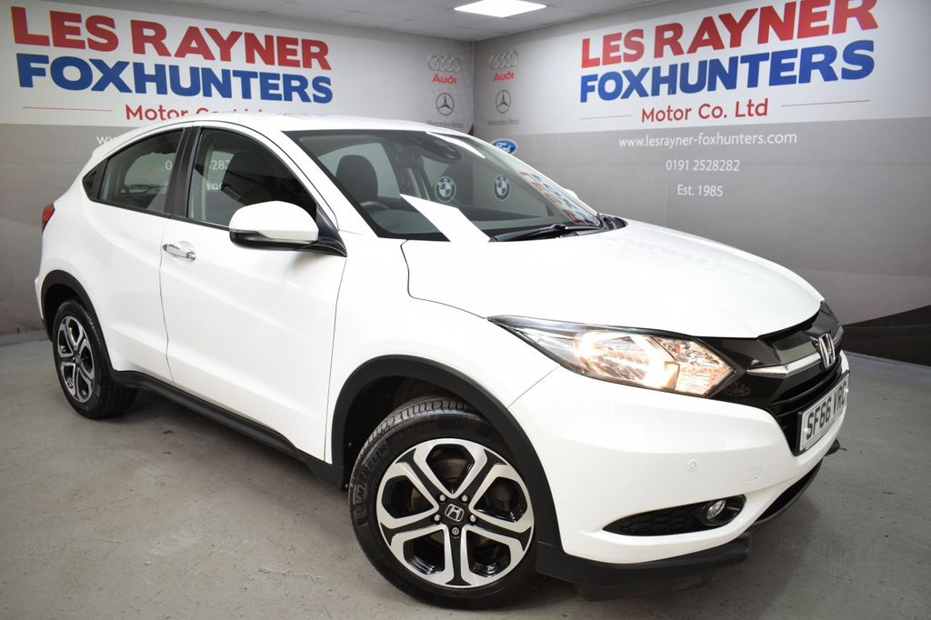 View our HONDA HR-V