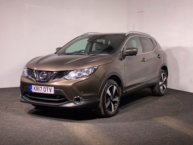USED 2017 17 NISSAN QASHQAI 1.5 N-VISION DCI 5d 108 BHP DELIVERY + CLICK & COLLECT NOW AVAILABLE ON THIS VEHICLE