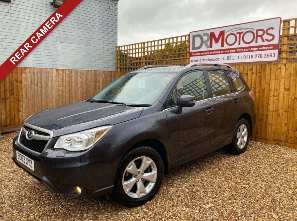 USED 2013 63 SUBARU FORESTER 2.0 D XC 5d 145 BHP *** 6 MONTHS NATIONWIDE GOLD WARRANTY ***
