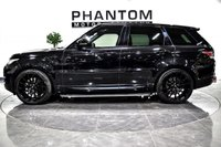 USED 2014 14 LAND ROVER RANGE ROVER SPORT 3.0 SDV6 HSE 5d 288 BHP