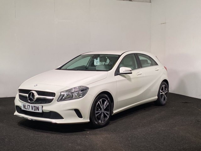 USED 2017 17 MERCEDES-BENZ A-CLASS 1.5 A 180 D SE 5d 107 BHP DELIVERY + CLICK & COLLECT NOW AVAILABLE ON THIS VEHICLE