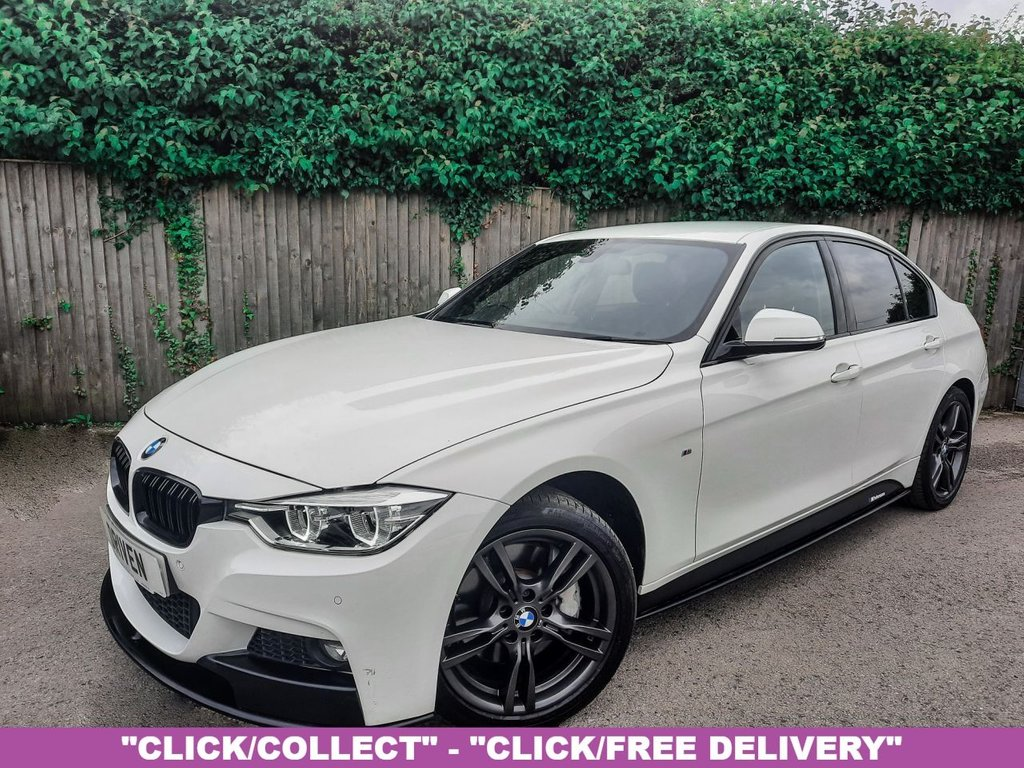 USED 2017 17 BMW 3 SERIES 3.0 335D XDRIVE M SPORT 4d 308 BHP