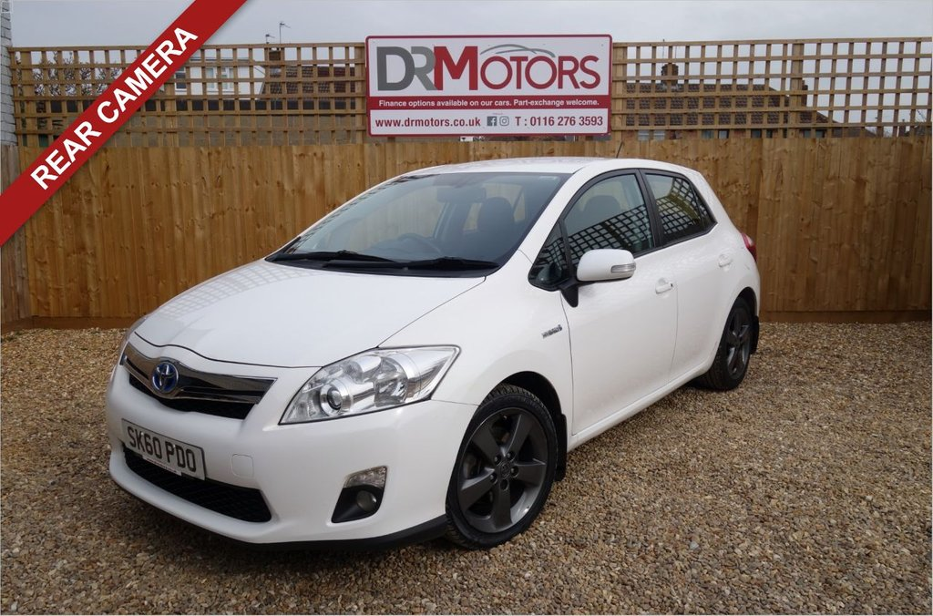 USED 2010 60 TOYOTA AURIS 1.8 T SPIRIT 5d 99 BHP *** 6 MONTHS NATIONWIDE GOLD WARRANTY ***