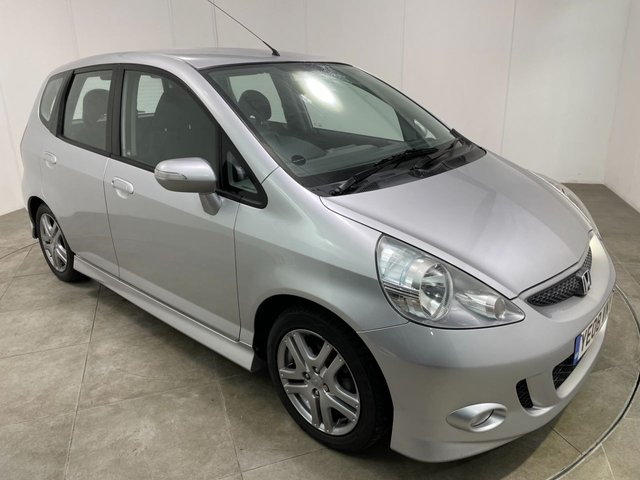 HONDA JAZZ at Peter Scott Cars