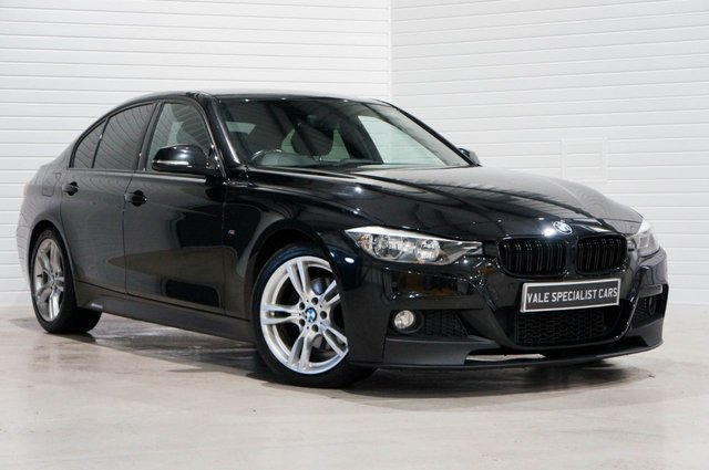 2013 63 BMW 3 SERIES 2.0 320D M SPORT M PERFORMANCE PACK - SAT NAV