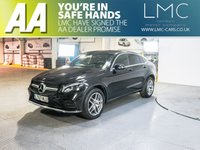 USED 2017 67 MERCEDES-BENZ GLC-CLASS 2.1 GLC 220 D 4MATIC AMG LINE 4d AUTO 168 BHP FREE NATIONWIDE DELIVERY*