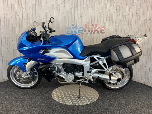 BMW K1200R at Rite Bike
