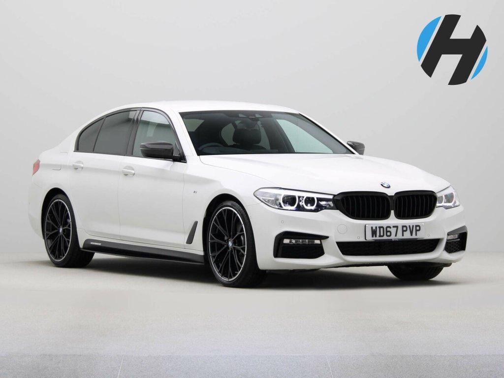 USED 2017 67 BMW 5 SERIES 2.0 520D XDRIVE M SPORT