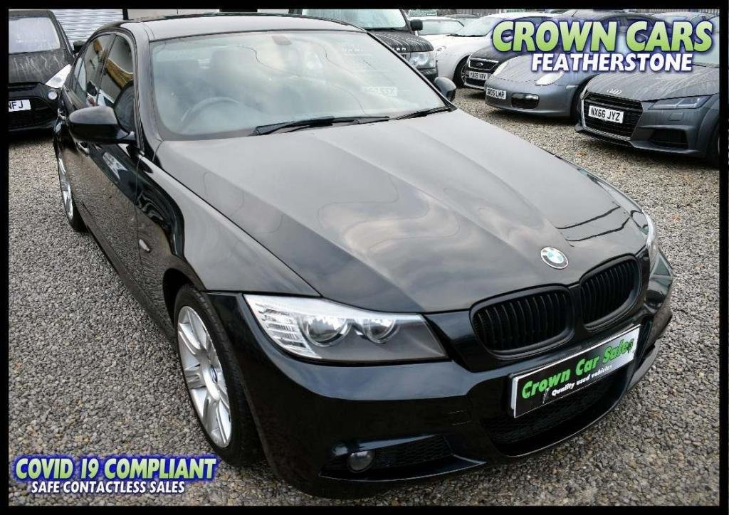 USED 2009 59 BMW 3 SERIES 2.0 318d M Sport 4dr FREE FINANCE ELIGIBILITY CHECK