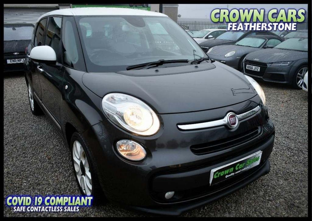USED 2014 14 FIAT 500L MPW 1.6 MultiJet Pop Star MPW (s/s) 5dr (7 Seats) FREE FINANCE ELIGIBILITY CHECK