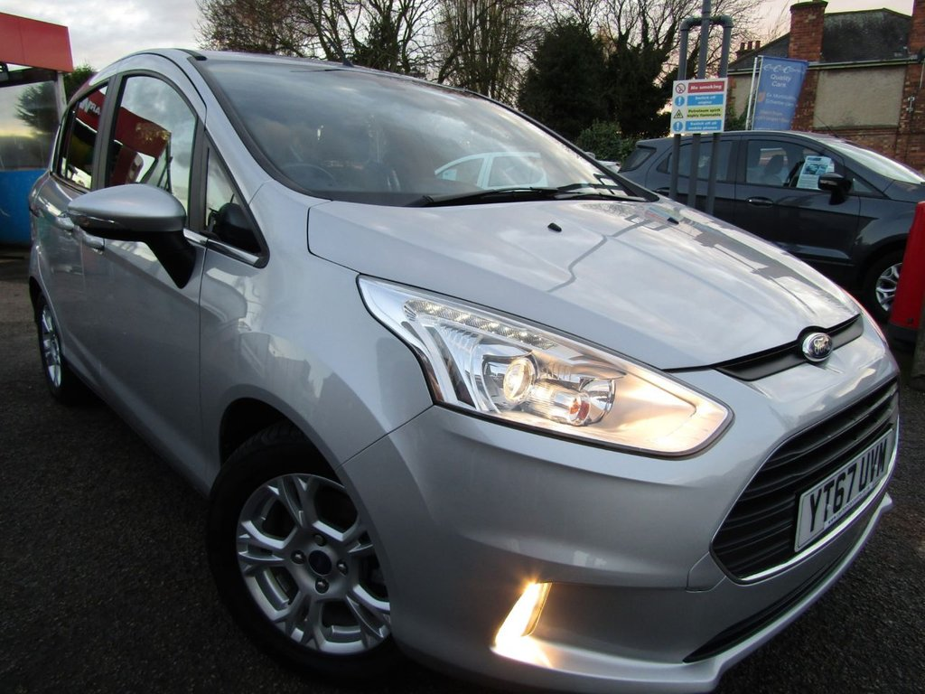 USED 2017 67 FORD B-MAX 1.0 ZETEC NAVIGATOR 5d 100 BHP Wow lowest mileage to be found ** Fully serviced ** Free delivery to your door ** 14 Day money back  ** Low rate pcp finance available ** Grade A car immaculate ** Free 12mths breakdown ** £15 per month service plan