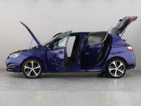 USED 2017 17 PEUGEOT 308 1.6 BLUE HDI S/S GT LINE 5d 120 BHP 1 OWNER | SAT NAV | PART LTHR