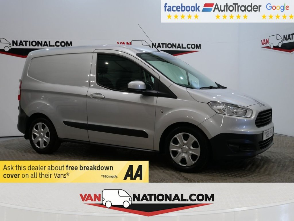 USED 2016 66 FORD TRANSIT COURIER 1.5 TREND TDCI 95 BHP *SAT NAV * AIR CON * EURO 6* * ONE OWNER * EURO 6 * NAV * AIR CON * ZERO DEPOSIT FINANCE AVAILABLE *