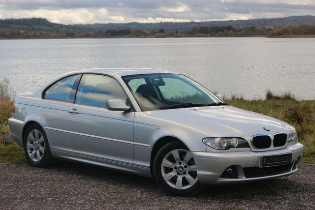 2005 55 BMW 3 SERIES 2.0 320CD SE 2d 148 BHP