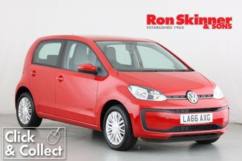 2017 VOLKSWAGEN UP}