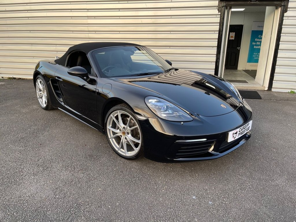 USED 2017 67 PORSCHE 718 BOXSTER 2.0 PDK 300  PLEASE WATCH OUR 4K VIDEO