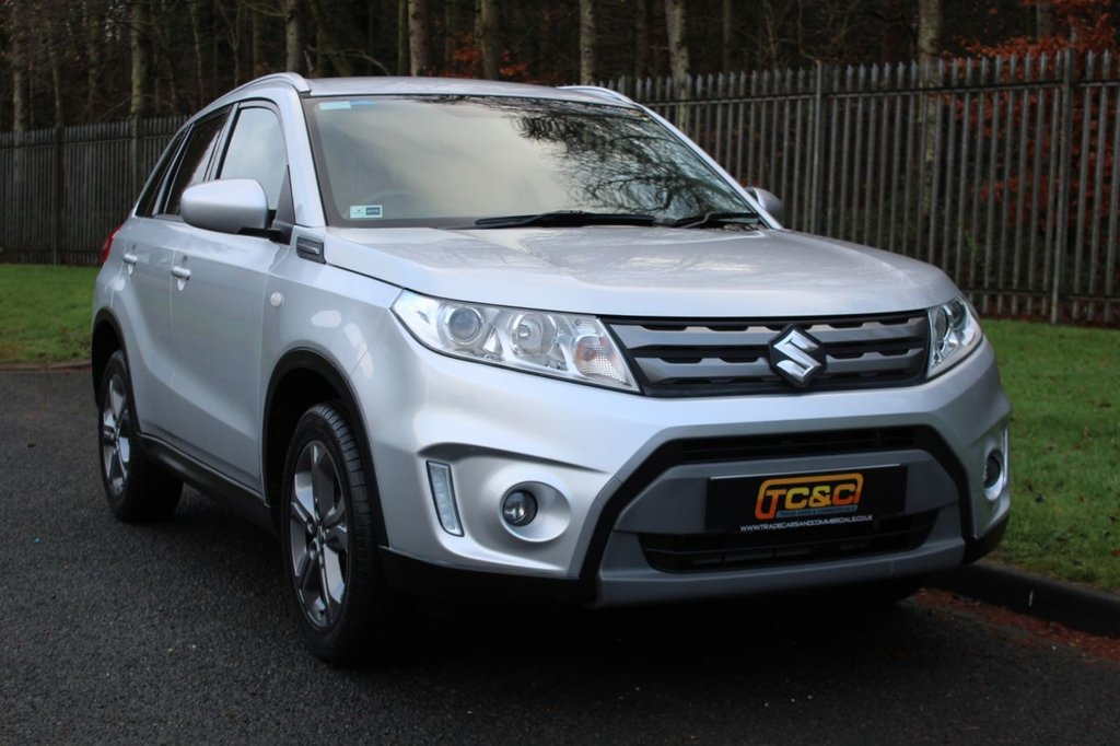 USED 2017 SUZUKI VITARA 1.6 SZ-T 5d 118 BHP A LOW MILEAGE, ONE OWNER SUZUKI VITARA WITH FULL SUZUKI DEALER HISTORY!!!