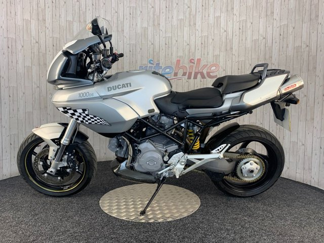 DUCATI Multistrada 1000 at Rite Bike