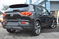 USED 2020 70 SSANGYONG KORANDO ULTIMATE 5d 161 BHP AUTOMATIC NEW PRE REG