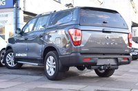 USED 2020 70 SSANGYONG MUSSO SARACEN X 179 BHP AUTOMATIC