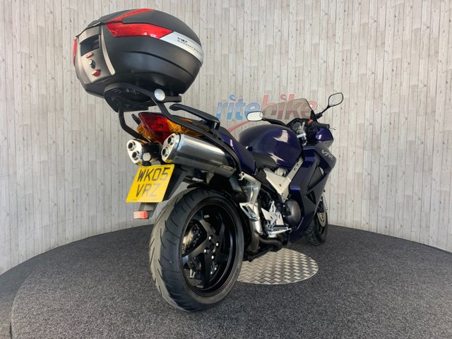 HONDA VFR800F at Rite Bike