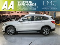 USED 2018 68 BMW X1 2.0 SDRIVE20I XLINE 5d AUTO 190 BHP FREE NATIONWIDE DELIVERY*