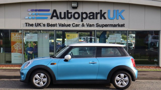 USED 2014 64 MINI HATCH COOPER 1.5 COOPER 3d 134 BHP . LOW DEPOSIT OR NO DEPOSIT FINANCE AVAILABLE . COMES USABILITY INSPECTED WITH 30 DAYS USABILITY WARRANTY + LOW COST 12 MONTHS ESSENTIALS WARRANTY AVAILABLE FROM ONLY £199 (VANS AND 4X4 £299) DETAILS ON REQUEST. ALWAYS DRIVING DOWN PRICES . BUY WITH CONFIDENCE . OVER 1000 GENUINE GREAT REVIEWS OVER ALL PLATFORMS FROM GOOD HONEST CUSTOMERS YOU CAN TRUST .