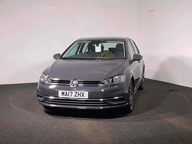 USED 2017 17 VOLKSWAGEN GOLF 1.6 SE NAVIGATION TDI BLUEMOTION TECHNOLOGY 5d 114 BHP DELIVERY + CLICK & COLLECT NOW AVAILABLE ON THIS VEHICLE